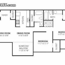 Rental info for $1249 2 bedroom Apartment in Fayette County Peachtree City