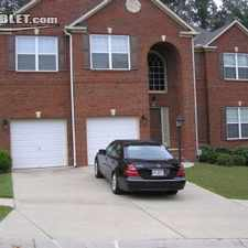 Rental info for $3650 5 bedroom House in Fulton County College Park