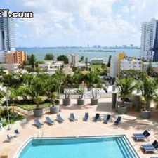 Rental info for $2500 1 bedroom Apartment in Downtown in the Wynwood-Edgewater area