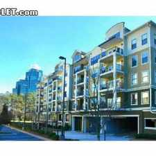 Rental info for $2100 2 bedroom Loft in Fulton County Buckhead in the Sandy Springs area