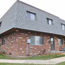 Rental info for RENT SPECIAL!!! ~ Remodeled Three Bedroom Townhome in the Greenfield area