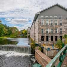 Rental info for One bedroom apartment with river view opening up! 950/month, get it before it's gone! Income Restrictions Apply!
