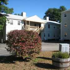Rental info for Apartments in Rochester, NH - McDuffee Brook Apartments in the Rochester area
