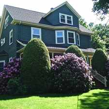 Rental info for 136 Clark St: Renovated Newton Centre Victorian with fabulous yard and decks $1,349,000