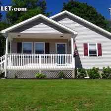 Rental info for $1500 2 bedroom House in Bedford County Bedford