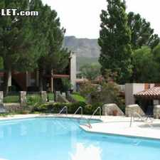 Rental info for $819 2 bedroom Apartment in West El Paso in the El Paso area