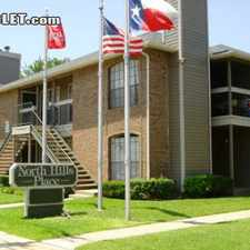 Rental info for $1115 2 bedroom Apartment in Tarrant County Richland Hills in the Fort Worth area