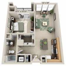 Rental info for $1333 1 bedroom Apartment in Woodbridge