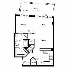 Rental info for $2359 1 bedroom Apartment in Bellevue in the Wilburton area