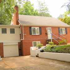 Rental info for Near NCSU - Exceptional 4BR 2BA All Brick 2,000 sq. ft. House. in the Raleigh area