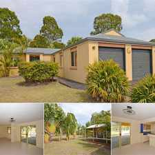 Rental info for NATURE AT ITS BEST AND CLOSE TO THE BEACH in the Hervey Bay area