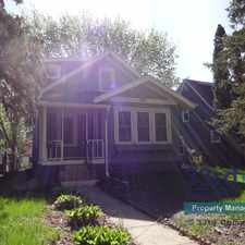 Rental info for 5317 41st Avenue in the Hiawatha area