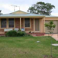 Rental info for Freshly Painted Three Bedroom Home Applicant Approved Waiting On Deposit in the Lake Munmorah area