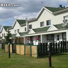 Rental info for 999 3 bedroom Townhouse in Quebec City Area Charlesbourg in the Quartier 4-3 area