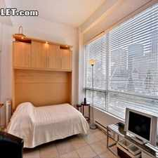 Rental info for 1250 0 bedroom Apartment in Montreal Area Downtown in the Plateau-Mont-Royal area