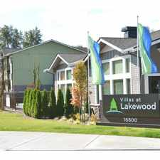 Rental info for Villas at Lakewood