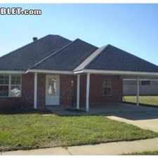 Rental info for $1200 3 bedroom House in Rapides (Alexandria)