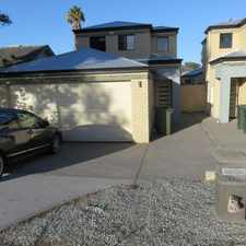 Rental info for A PREMIUM choice for THE RIGHT tenants! in the Perth area