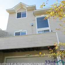 Rental info for 655 Woodduck Drive
