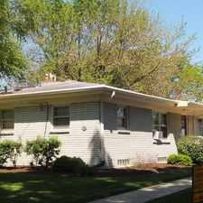 Rental info for Cozy 1 Bedroom Includes ALL! Laundry, spacious and move-in ready! in the Madison area
