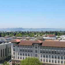 Rental info for Berkeley Apartments - Gaia in the Downtown area