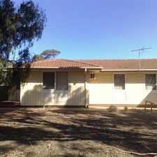 Rental info for 3 Bedroom Home in the Murray Bridge area