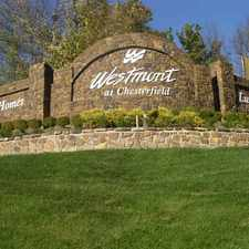 Rental info for Westmont at Chesterfield