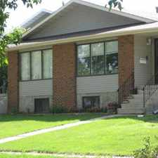 Rental info for Gorgeous well located Basement Suite in Northeast Edm in the Elmwood Park area