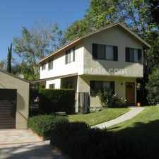 Rental info for La Crescenta Family Home Great Schools in the La Crescenta-Montrose area