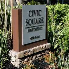 Rental info for Civic Square
