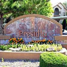 Rental info for Presidio at Northeast Heights