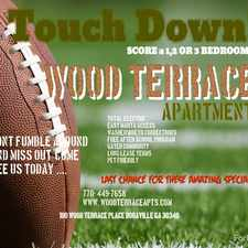Rental info for Wood Terrace