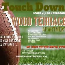 Rental info for Wood Terrace