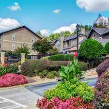 Rental info for Dunwoody Courtyards