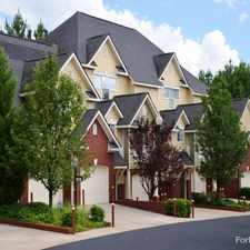 Rental info for Creekside at White Oak