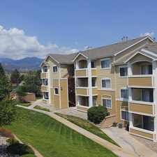 Rental info for Meadows at Cheyenne Mountain