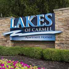 Rental info for Lakes of Carmel