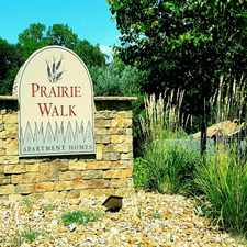Rental info for Prairie Walk Apartment Homes