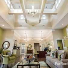 Rental info for Arbors River Oaks