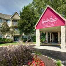 Rental info for NorthPointe Apartments