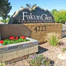 Rental info for Falcon Glen in the Mesa area