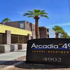 Rental info for Arcadia on 49th