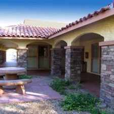 Rental info for Crystal Pointe Apartment Homes in the Phoenix area