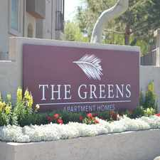 Rental info for The Greens Apartments