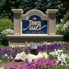 Rental info for Thorn Run Apartments