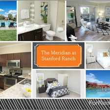 Rental info for Meridian at Stanford Ranch in the 95765 area