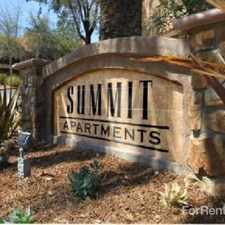 Rental info for Summit