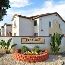 Rental info for Village Luxury Apartments, The