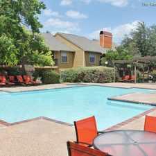 Rental info for Mesa Ridge Apartments in the San Antonio area