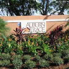 Rental info for Auburn Trace